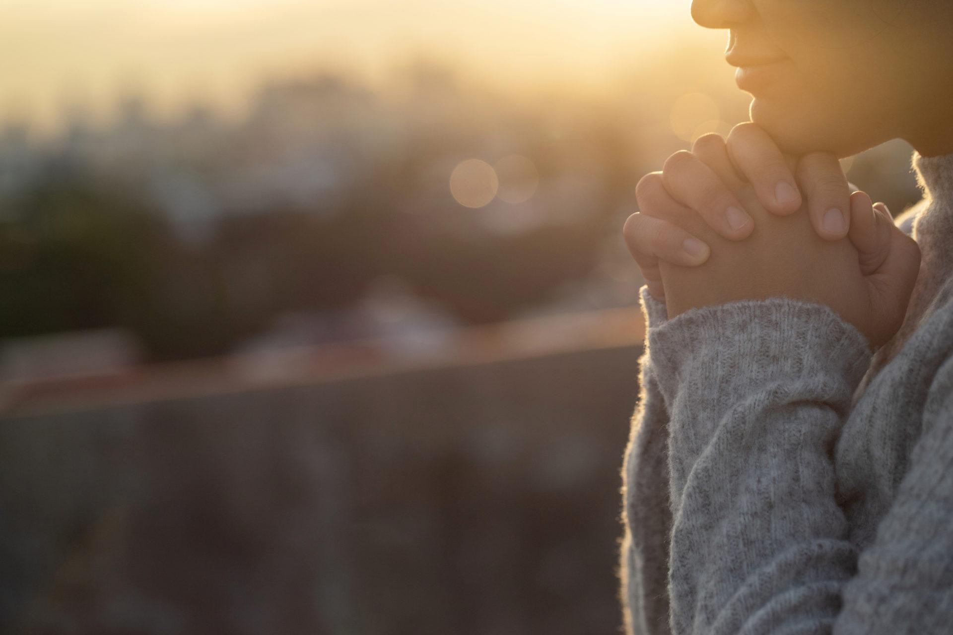 30 Days of Prayer: Fear and Faith
