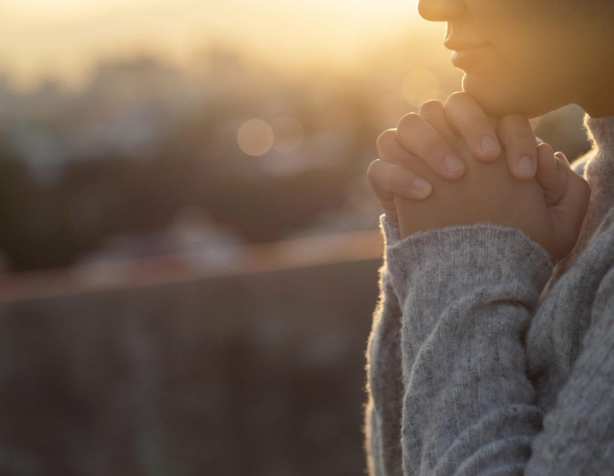 30 Days of Prayer: The Fullness of God